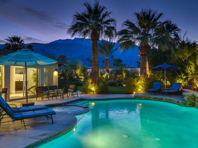 Photo for Contemporary 4BR w/ Pool, Hot Tub, & Outdoor Living Area, Close to Downtown