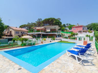 Photo for Club Villamar - Cozy house with private pool for wonderful holiday