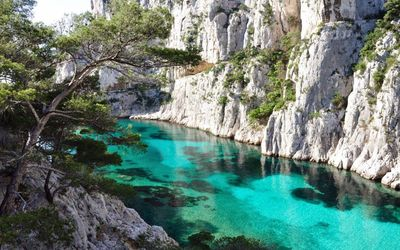 Photo for Marseille, Calanques National Park. House by the sea with garden