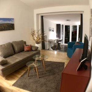Photo for Newly renovated top floor apartment for holidays and business trips