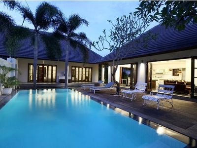 Photo for Cozy 2 Bedroom Villa Seminyak
