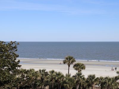 Photo for PENTHOUSE VIEW!!!  5TH FLOOR OCEANFRONT!!!! VIEWS FROM EVERY ROOM!