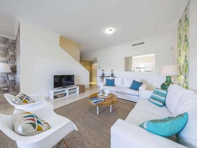 Photo for 3BR Apartment Vacation Rental in Almancil, Central Algarve