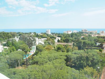 Photo for Beautiful apartment with sea views in Platja d'Aro
