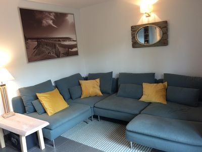 Photo for App. T3 Duplex, center Cap-Ferret, new furniture, bikes and paddle board