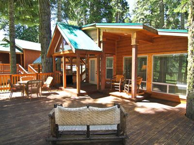 Photo for #48 The Cabins at Hyatt Lake - Sleeps 4 - Hot Tub