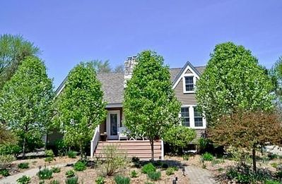 Photo for Luxurious, Private 4BR Cottage Near Downtown Three Oaks and Beaches