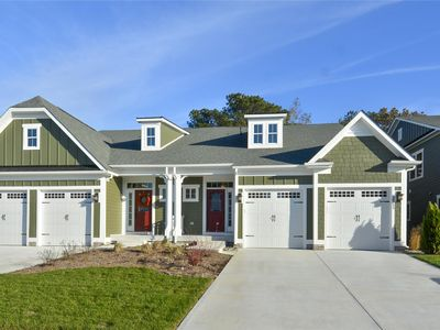 Photo for FREE ACTIVITIES!! Exceptional and spacious absolutely awesome 4-bedroom plus den, 3 full plus 1 half bath vacation home in the newest section of West Fenwick's Bayside Resort!