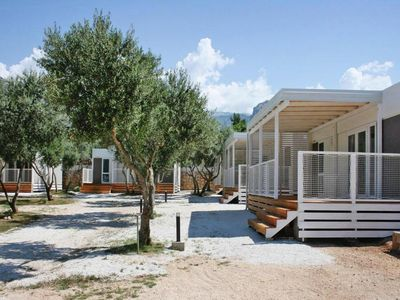 Photo for Mobile Homes Inka, Starigrad-Paklenica  in Norddalmatien - 6 persons, 2 bedrooms