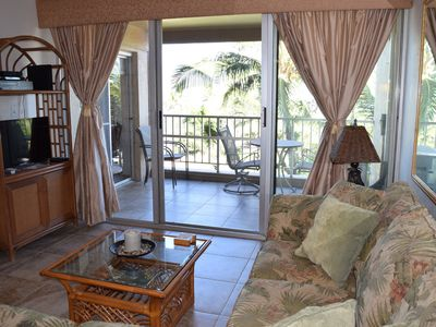 Photo for Fourth Floor Condo with Ocean and Mountain Views just Steps from the Beach