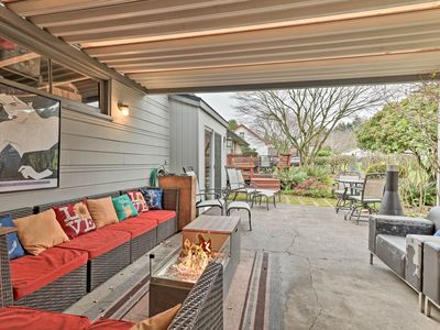 Photo for 2BR Apartment Vacation Rental in Milwaukie, Oregon