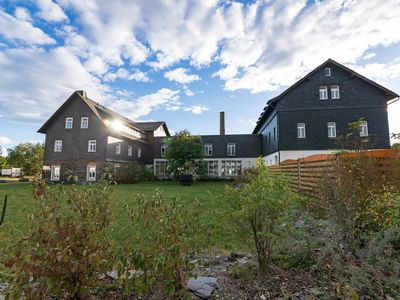 Photo for Very large group accommodation in the Thuringian Forest with various common rooms