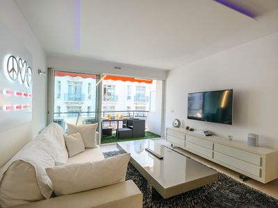 Photo for Beautiful 2 rooms 100 meters from the Croisette !!