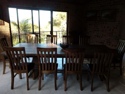 Photo for Ocean views, complete privacy, bush setting and close to town