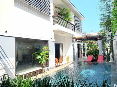 Photo for Three bedrooms with private pool in Hoi An