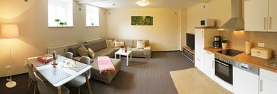 Photo for Holiday apartment Thale for 1 - 4 persons with 2 bedrooms - Holiday apartment