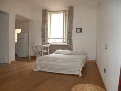 Photo for Small Loft in the center of Lecco