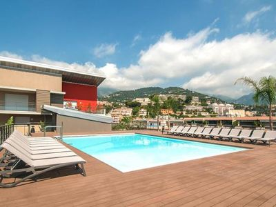 Photo for Residence Julia Augusta, Roquebrune-Cap-Martin  in Alpes - Maritimes - 6 persons, 2 bedrooms
