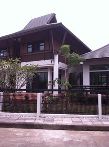Photo for Charming, Country Style Home In Lanna Montra Village, Chiang Mai, Thailand