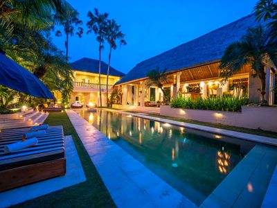 Photo for Private Luxury Villa 4 bedroom in seminyak, Bali