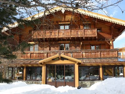 Photo for 4BR Chalet Vacation Rental in Huez, RA