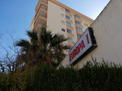 Photo for Nice apartment on 1st floor with 2 bedrooms and views of the pool and garden areas!