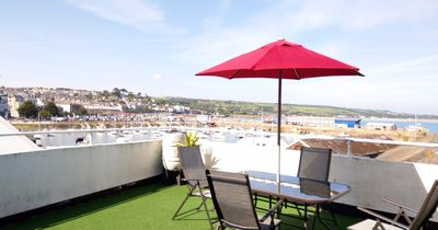 Photo for Sea View Cottage - Character House Overlooking Penzance Harbour