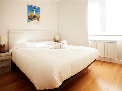 Photo for PAUSOKA - Newly renovated apartment in the center of San Sebastian and 1' walking distance from La C