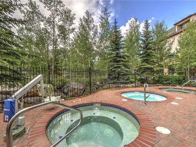 Photo for Outdoor Heated Pool & Hot Tubs - Hiking/Biking Trails