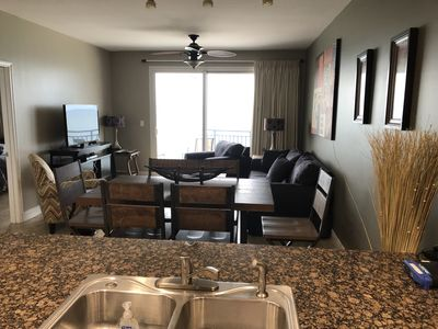 Beautiful views! Sterling Breeze 801 3 Bed/3 Bath Condo Includes Beach Chairs