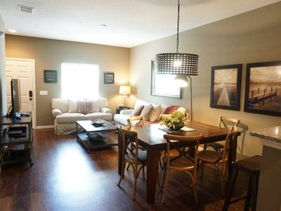 Photo for New cozy townhome West lucaya Village, gated best price