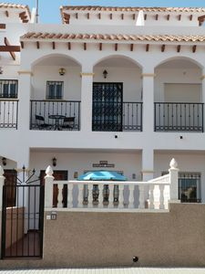 Photo for Modern 2 Bedroom Spanish Style Town House situated in the Punta Prima Area