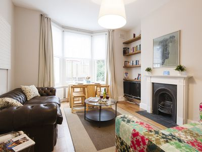 Photo for The Bravington Road Nest - MPS - One Bedroom Apartment, Sleeps 4