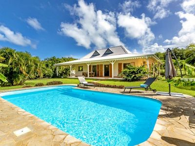Photo for Coco. Charming villa not overlooked with pool in the heart of a beautiful garden