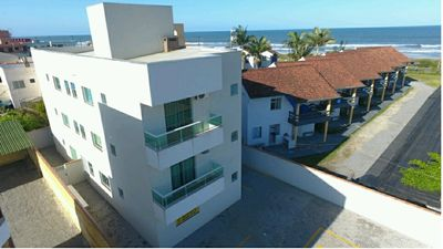 Photo for Apartment 40 meters from the beach in Itapoa / SC