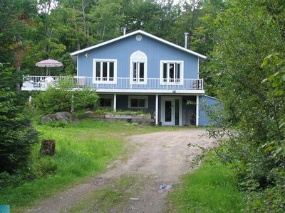 Photo for Le Vent Du Nord on Lac Superieur - Cottage 3 Bedrooms near Mont Tremblant National Park and Skiing resort