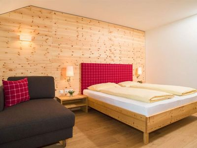 "Photo for Double room ""Arnika"" - Kreuzwirt, family hotel"