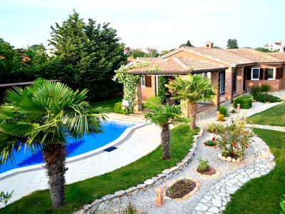 Photo for 4 Stars Villa With Private Pool And Sea Views