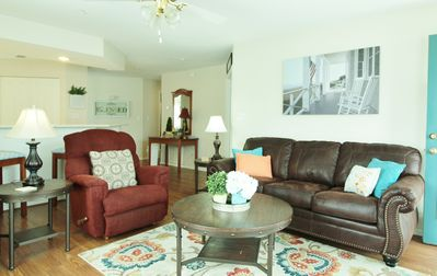 Photo for 5 STAR RATED CONDO! BEST RATES! Spacious Poolside 2BR/2 Bath Condo