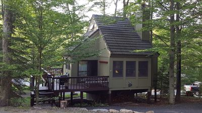 Photo for Large Updated Cabin w/Jacuzzi in Black Bear Resort