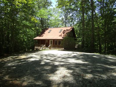 Photo for Come enjoy nature at Crooked Cabin
