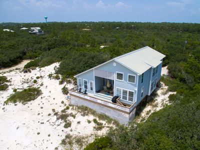 Photo for Beach Bliss with Gulf Views!! Pet Friendly and just steps to the beach!