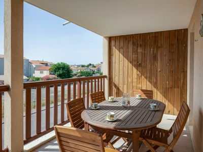 Photo for Apartment Les Grandes Bleues 2 in Narbonne-Plage - 5 persons, 2 bedrooms