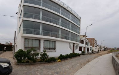 """Photo for GREAT APARTMENT  FLAT WITH PANORAMIC VIEW TO THE BEACH """"EL SILENCIO"""""""