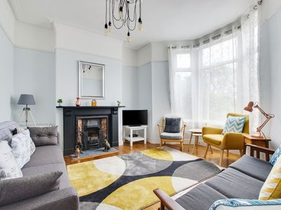 Photo for Perfect for large groups, re-unions, get-togethers and families, this Victorian townhouse in Cardiff