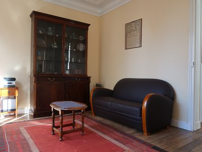 Photo for A three-room flat, quiet area, next to Vincennes wood and castle 55m²