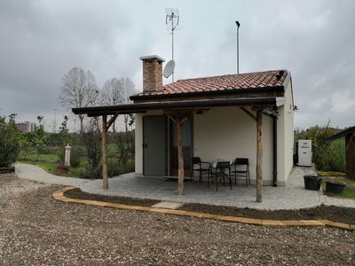 Photo for Lodging immersed in the tranquility of the Polesana countryside