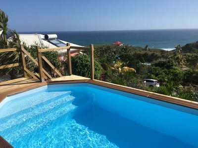 Photo for 1BR Studio Vacation Rental in le moule, 971
