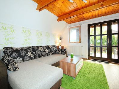Photo for House in the center of Balatonmáriafürdő with Parking, Washing machine, Air conditioning, Garden (261751)