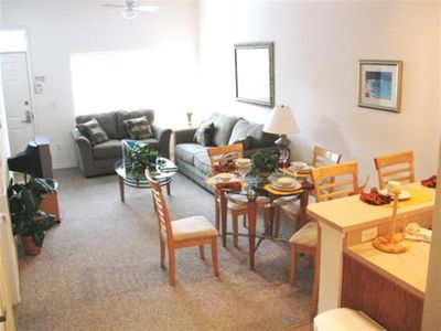 Photo for Beautifully Located Vacation Rental Townhome in Venetian Bay VB018